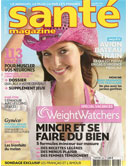 2009-07_Sante Magazine_couv